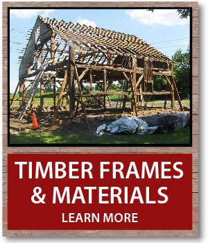 Timber Frames & Materials